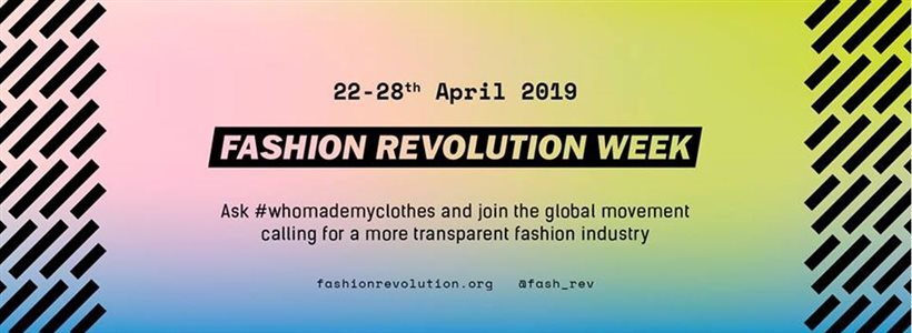 La fashion revolution kezako ?